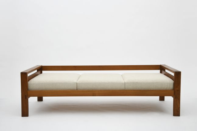 """Pierre Chapo - """"L06A"""" daybed, c. 1960"""