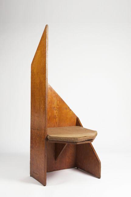 Hervé Baley - Large chair, c. 1970