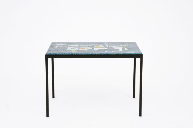 Jo Amado - Ceramic coffee table, c. 1950