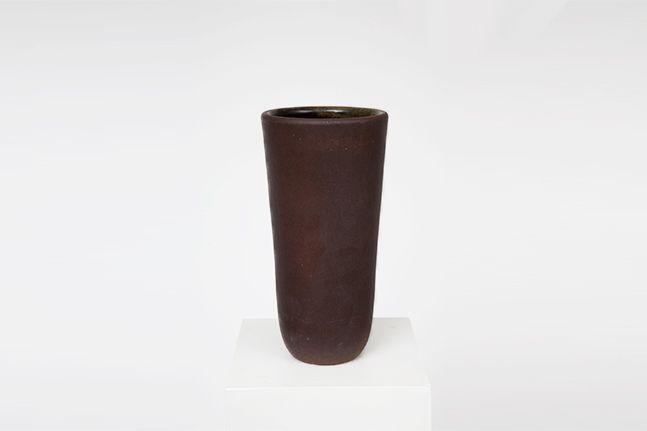 Suzanne Ramie Madoura - Ceramic vase, c. 1960