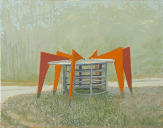 Image of Bus Stop/Check Point 6