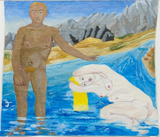Image of Bathers