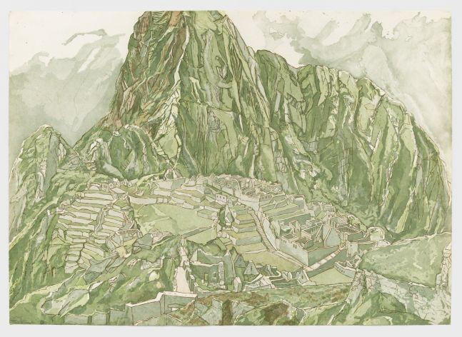 Image of Machu Picchu