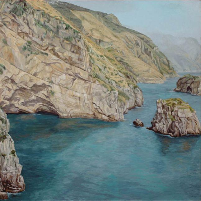Image of View Toward Positano, The Siren Islands