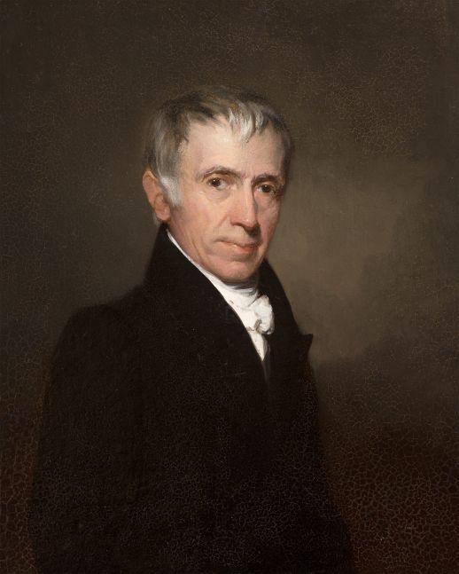Samuel F. B. Morse (1791–1872), Dr. Thomas Fuller, 1829, oil on board, 11 x 9 in., inscribed on verso: Ӕtat. 64. / Septr. 1829