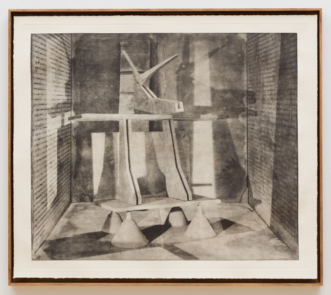 Stature photogravure No. 10 by Rodrigo Valenzuela