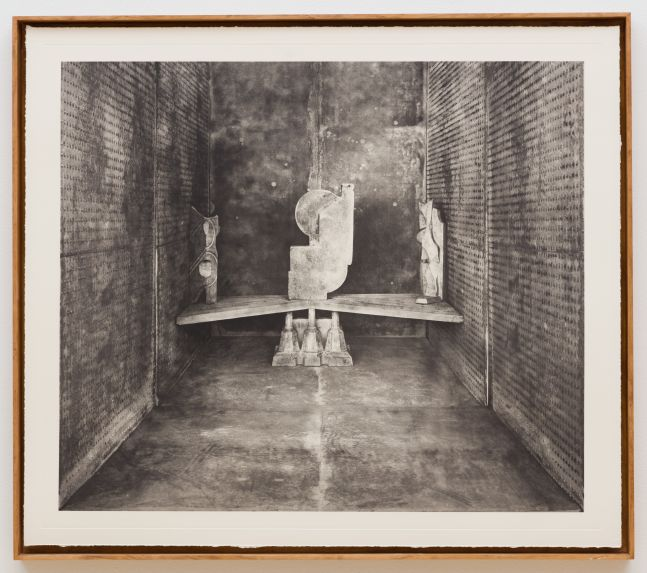 Stature photogravure No. 7 by Rodrigo Valenzuela