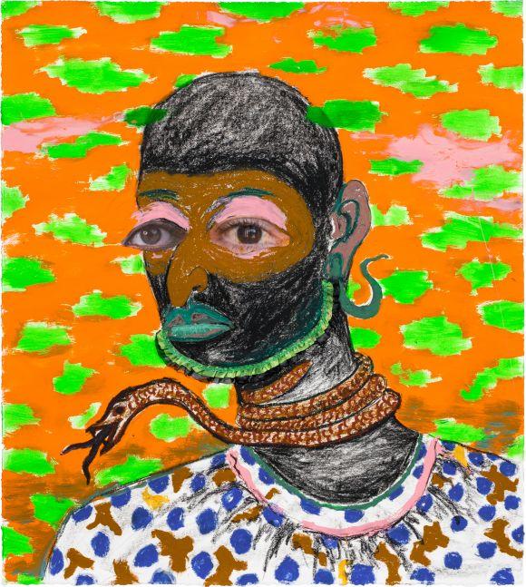 Untitled Portrait III