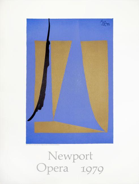 Robert Motherwell Newport Opera