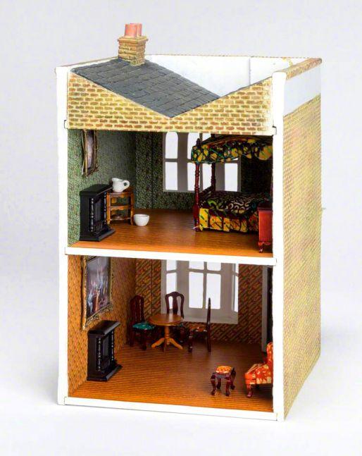 Yinka Shonibare Untitled (Dollhouse)