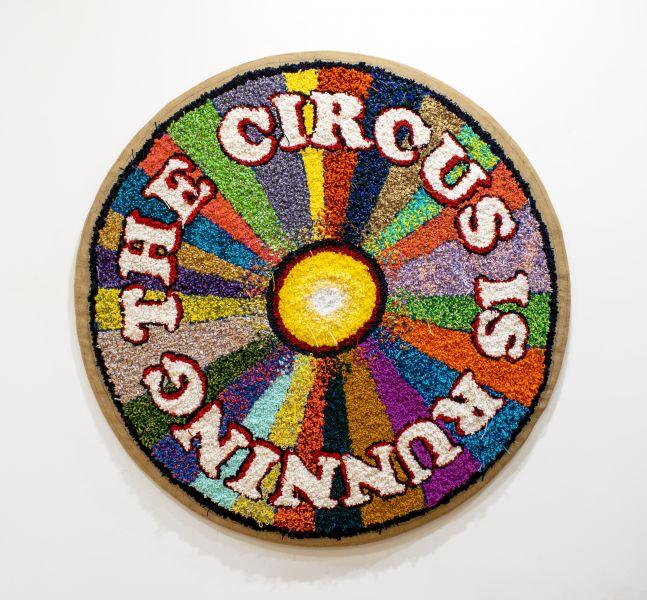 David Kramer The Circus Is Running The Circus, 2019