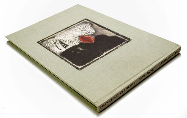 Francesco Clemente and Rene Ricard Sixteen Pastels by Francesco Clemente with Poems by Rene Ricard, 1989