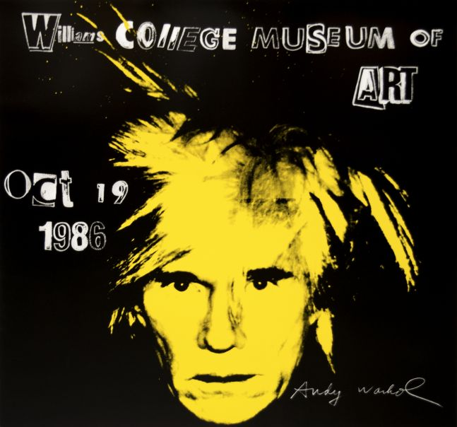 Andy Warhol Williams College