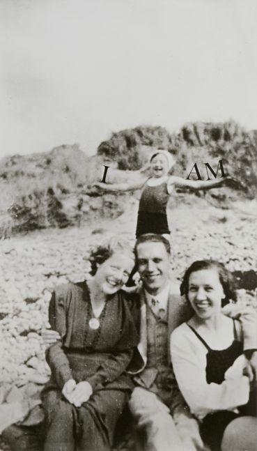 Annette Lemieux: I Am, 1989