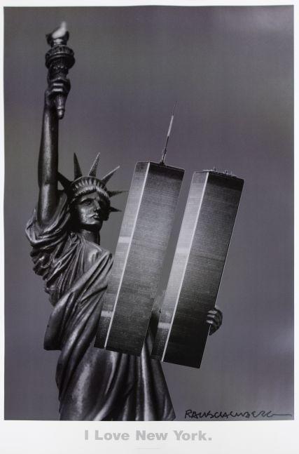 Rauschenberg I Love New York
