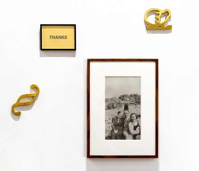 OF and ABOUT: Installation View