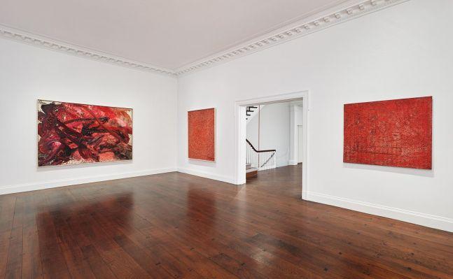 Reds Installation View 10