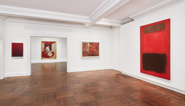 Reds Installation View 1