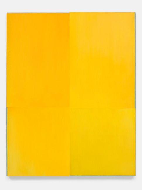 Nathlie Provosty Lode 2018 oil on linen on aluminum panel 19 x 15 inches (48.3 x 38.1 cm)