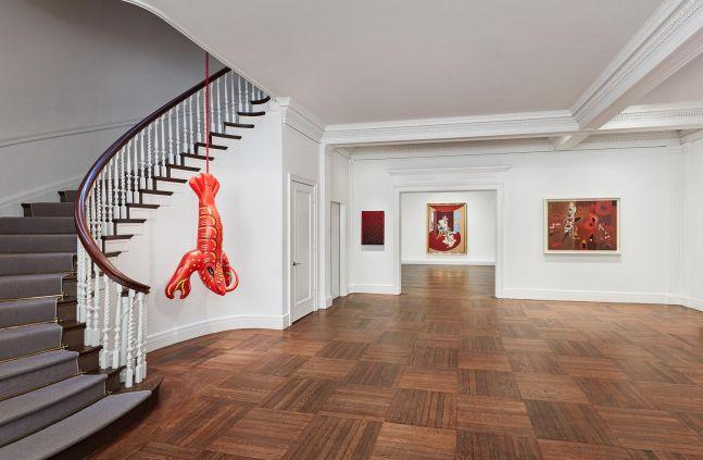 Reds Installation View 2