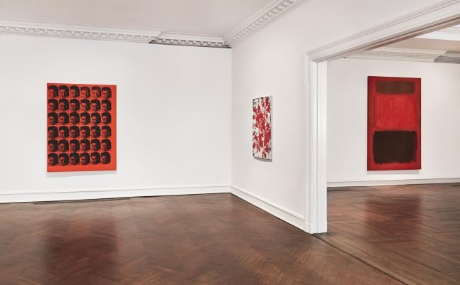 Reds Installation View 6