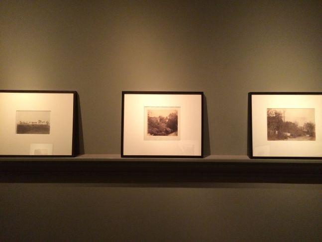 Architectural Views from the Collection of Jay McDonald Exhibition Installation View