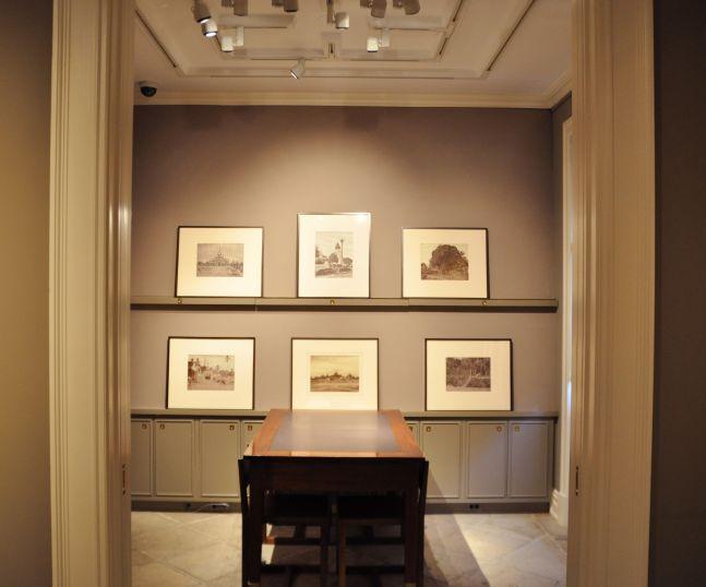 Linnaeus Tripe Photographs of Burma and India Exhibition Installation View
