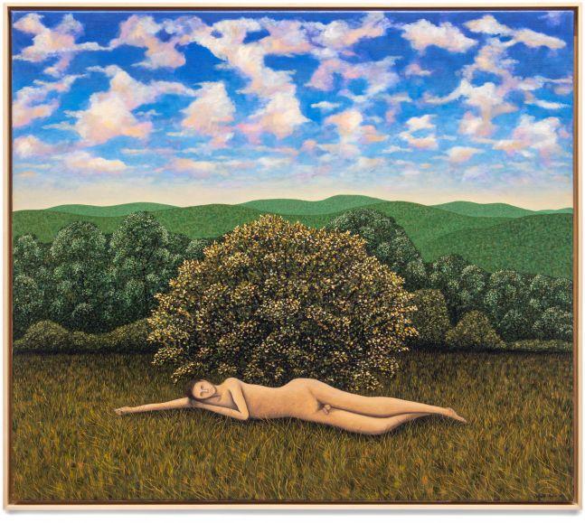 Scott Kahn, Asleep, 1984