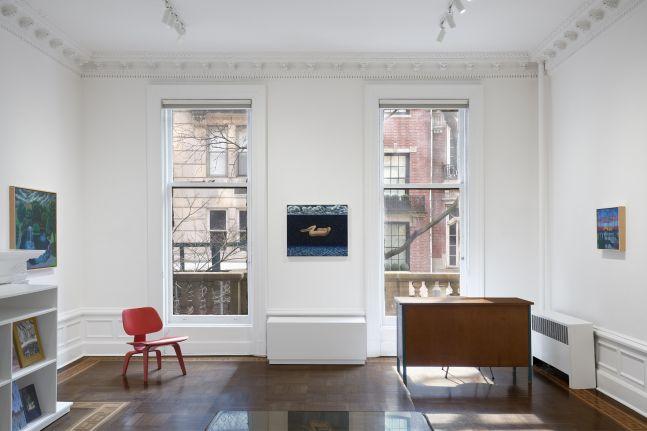 Scott Kahn: Afternoon of a Faun - installation view