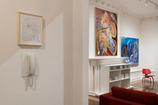Austyn Weiner: Morning Wood - installation view