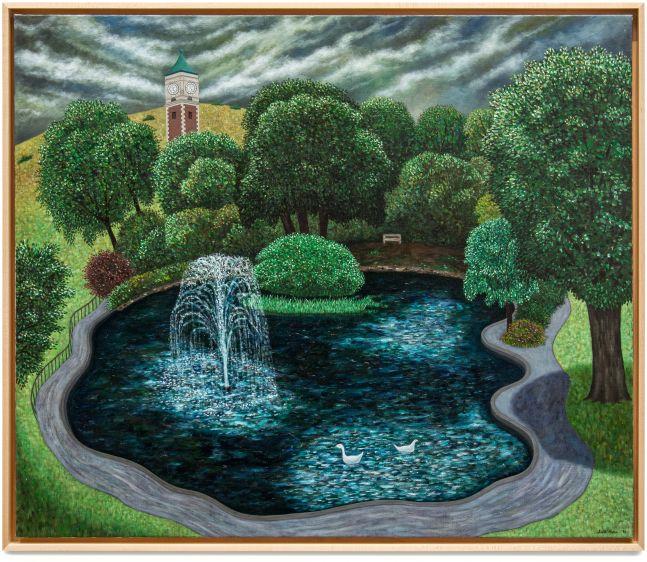 Scott Kahn, Queen's Park, 1998
