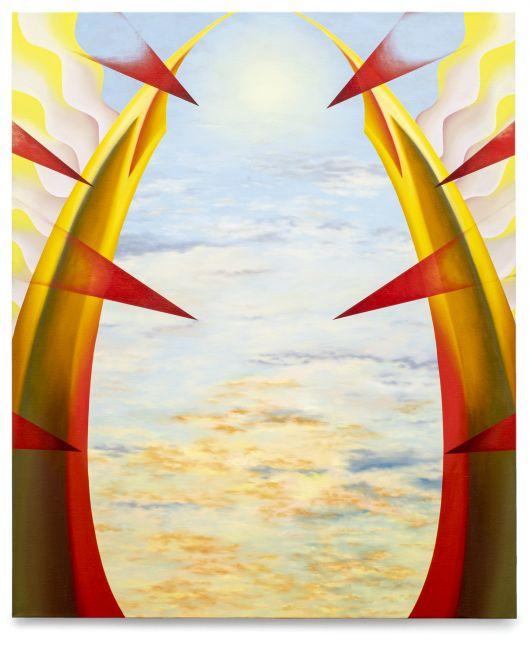 Joani Tremblay, Cymbals of sunlight crashing, 2021
