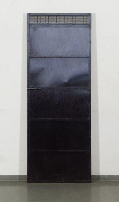 ABIR KARMAKAR Door XV, 2019  Oil on canvas