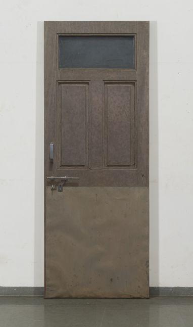 ABIR KARMAKAR Door XIV, 2019  Oil on canvas