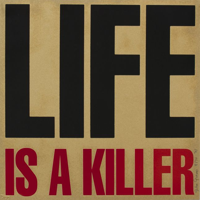 LIFE IS A KILLER, 1991
