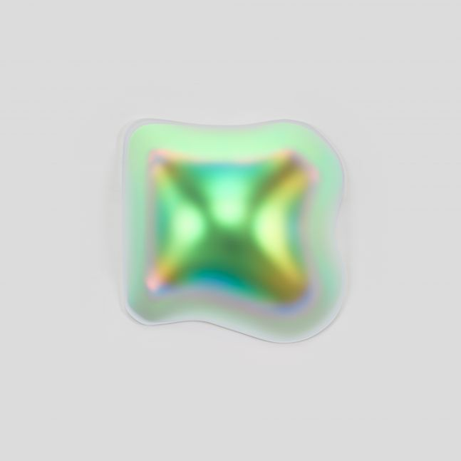 Liquid Square (Uranium), 2020