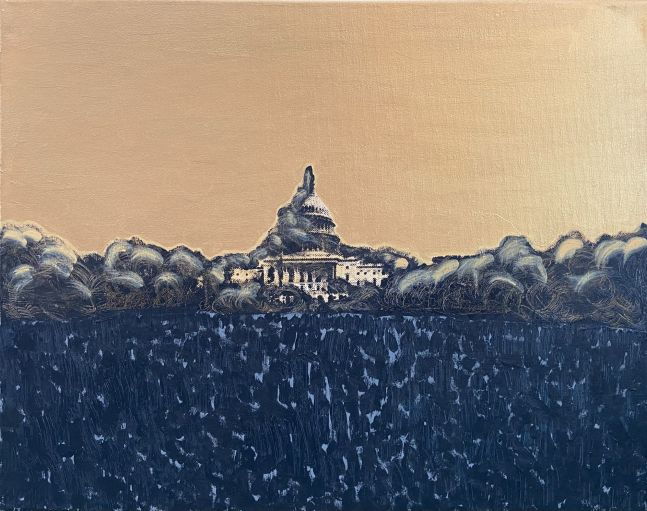 Study of Capitol Takeover III