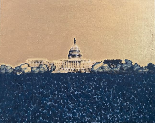 Study of Capitol Takeover I