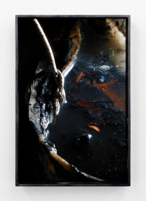 DIANE SEVERIN NGUYEN  Gravity and Grace 2018 LightJet C-print, steel frame  Ed. 1/3 + 1 AP Image 38 x 25.5 cm / 15 x 10 in  NGUYE46770