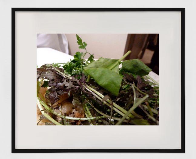 KAREN KILIMNIK  the salad forest   2013 C-Print; framed  Ed. 1/5  Image 19 x 25.5 cm / 7 1/2 x 10 in Frame 38 x 44.5 x 3.5 cm / 15 x 17 1/2 x 1 1/2 in  KILIM39228