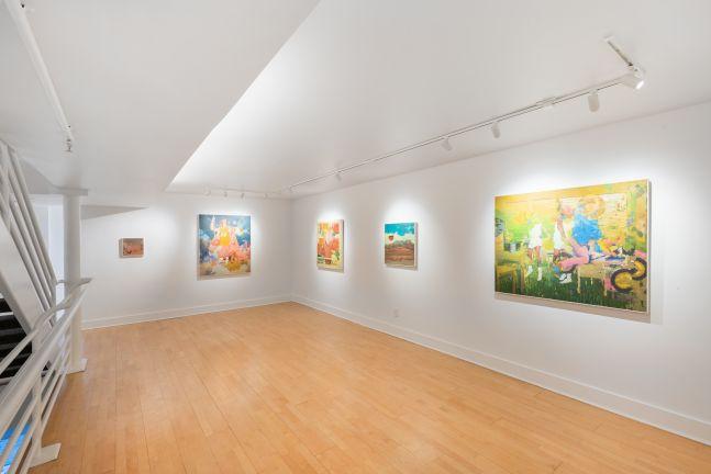 Installation Shot Joseph Lozano: Mythologies