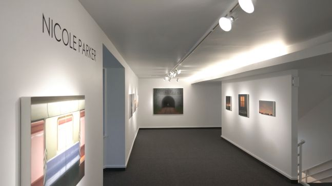 Nicole Parker: Thresholds, Installation Shot