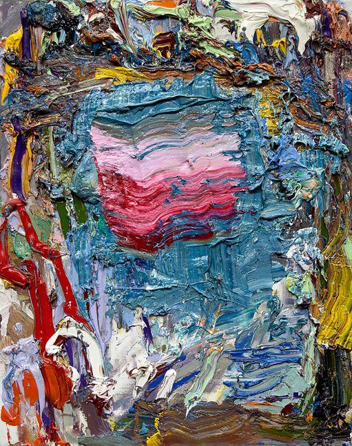 "Sunset Over The Duck Pond  20"" x 16""  Oil On Linen"