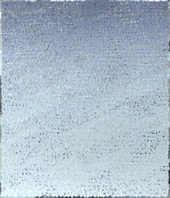 """Cold Enchantments 07  42"""" x 36""""  Oil On Canvas"""