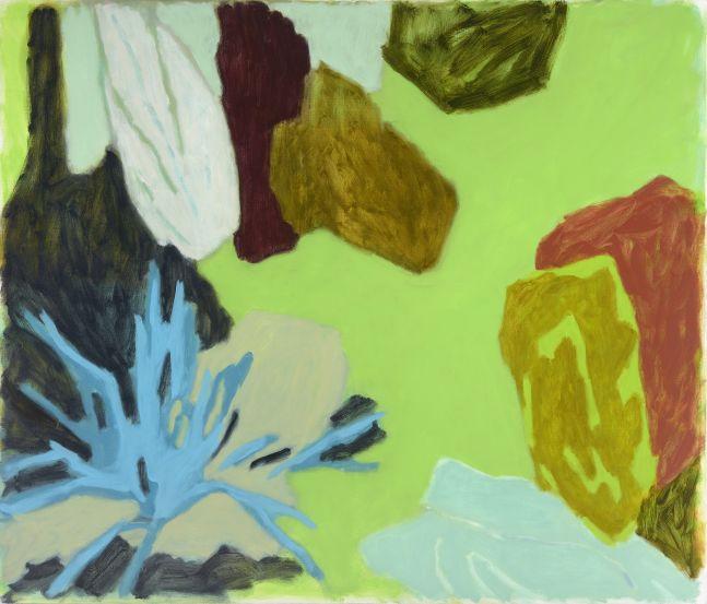 "Cornerstone  41"" x 48""  Oil On Canvas"
