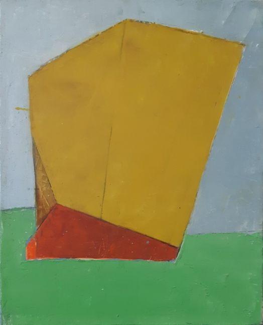 """Mirage  12"""" x 10""""  Oil On Canvas"""
