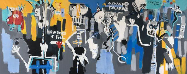 Fernanda Lavera, How Does It Feel?, 2018, Manolis Projects Gallery, Maimi. FL