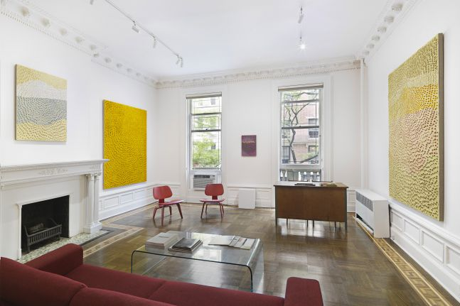 Jennifer Guidi: Pink Sand (installation view)