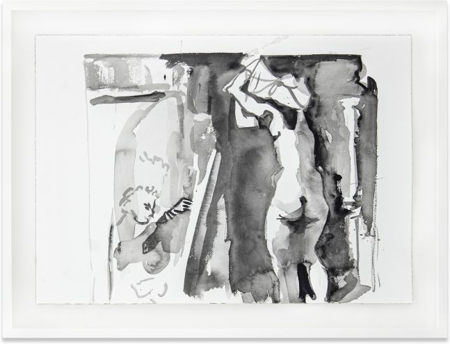 Cecily Brown, Untitled (After Picasso), 2020