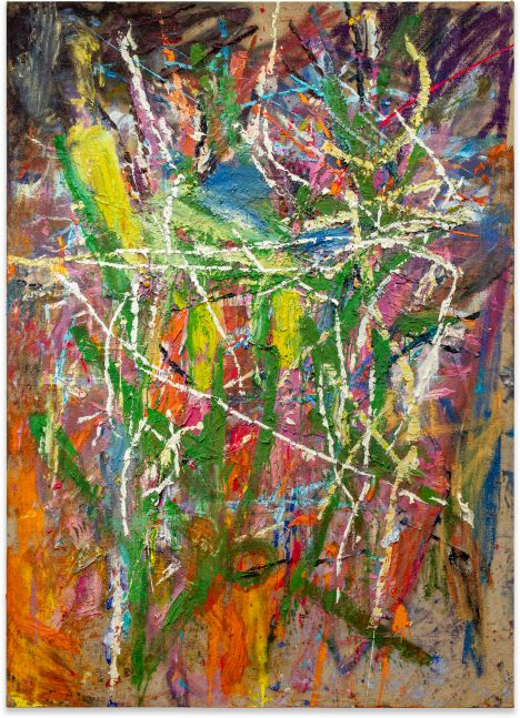 Spencer Lewis, Untitled, 2020